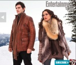 Friends from Alaska, Eleazar (Christian Camargo) and Carmen (Mia Maestro)