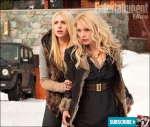 Part of the Alaska clan, Kate (Casey LaBow) and Tanya (MyAnna Buring)