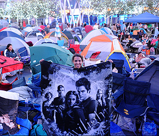 Twilight Fan Camp