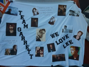 Lee Pace Banner Breaking Dawn Part 2 Twilight Fan Camp